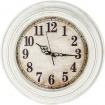 Elegant 20 Antique White Round Wall Clock