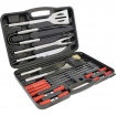 19pc Barbeque Tool Set