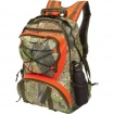 Camo Water-Resistant w/Hunter Orange Trim Backpack