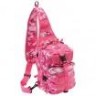 Pink Digital Camo 11 Sling Backpack
