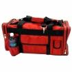 Red Nylon Tote Bag