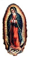 Guadalupe (54 x 70) Color Throw