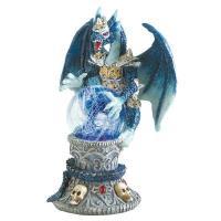 Color Change Dragon Figurine