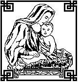 Baby Jesus Pattern