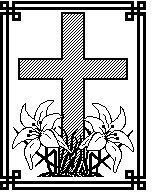 Lilly Cross Pattern