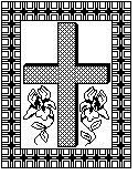 Western Cross Pattern