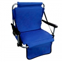 Blue Stadium Chair
