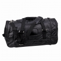 Genuine Leather patched 21 Duffle Bag