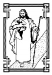Shepherd (40 x 60) Throw