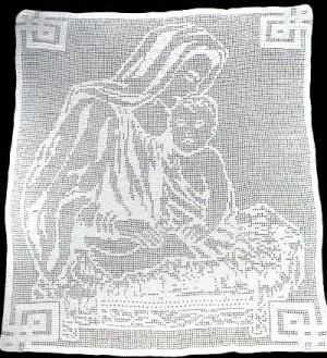 Baby Jesus Pattern Kit