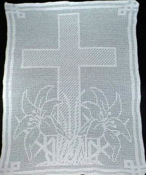 Lilly Cross Pattern Kit