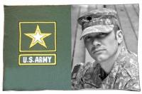 Army Military Throw (40x60)