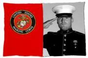 Marine MilitaryThrow (40x60)