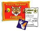 School Logo Throw (40x60)